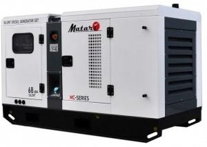 Электростанция дизельная Matari MC20S (Isuzu+Stamford)