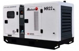Электростанция дизельная Matari MR22