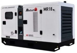 Электростанция дизельная Matari MR18