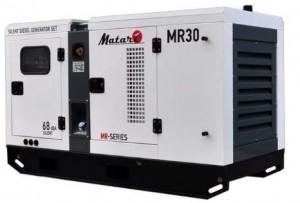 Электростанция дизельная Matari MR30