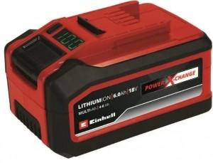 Аккумулятор Einhell Power-X-Change Plus 18V 4-6 Ah Multi-Ah