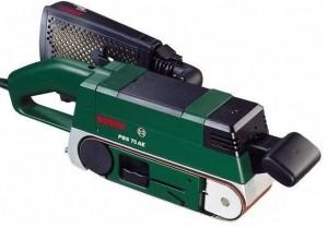 Ленточная шлифмашина Bosch PBS 75 AЕ