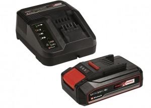 Энергоблок аккумуляторный+зарядное устройство Einhell 2x 3,0 Ah & 30 мин PXC Kit, PXC-Starter-Kit