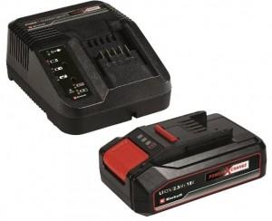 Энергоблок аккумуляторный+зарядное устройство Einhell 18V 2,5 Ah PXC Starter Kit, PXC-Starter-Kit