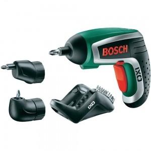 Аккумуляторный шуруповерт Bosch IXO IV Updgrade full