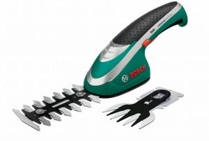 Кусторез и ножницы для травы Bosch ISIO