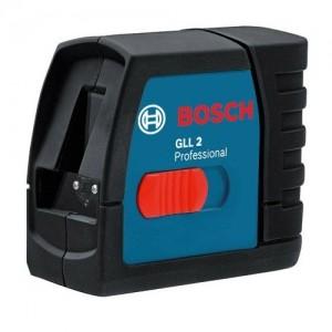 Линейный лазерный нивелир Bosch GLL 2