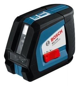 Линейный лазерный нивелир Bosch GLL 2-50+BM1+LR2