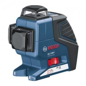 Лазерный нивелир Bosch  GLL 3-80 P + BS 150 + вкладка под L-Boxx