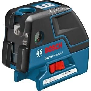 Лазерный нивелир Bosch GСL 25 + BM 1