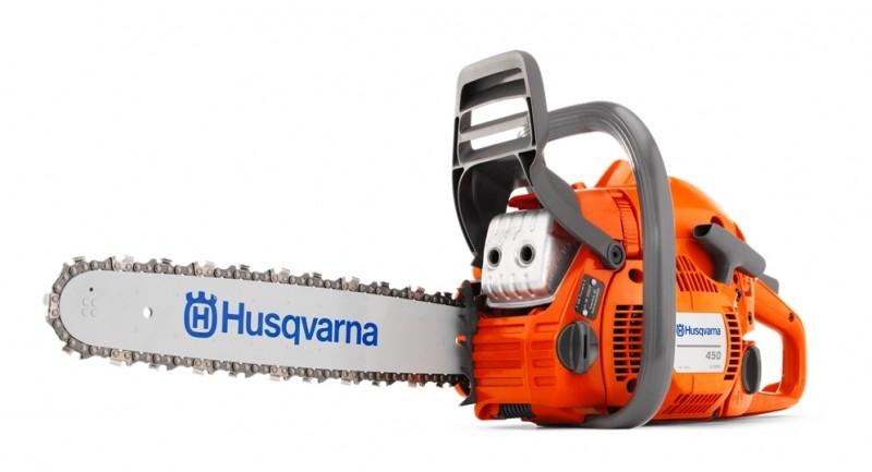 Бензопила Husqvarna 450 e-series