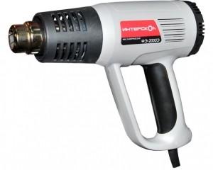 Технический фен Интерскол ФЭ-2000Э