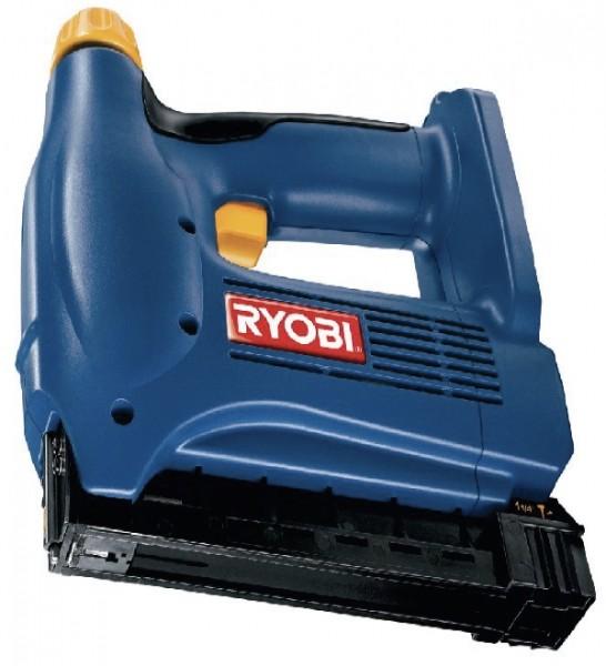 Аккумуляторный скобозабиватель Ryobi CNS1801M