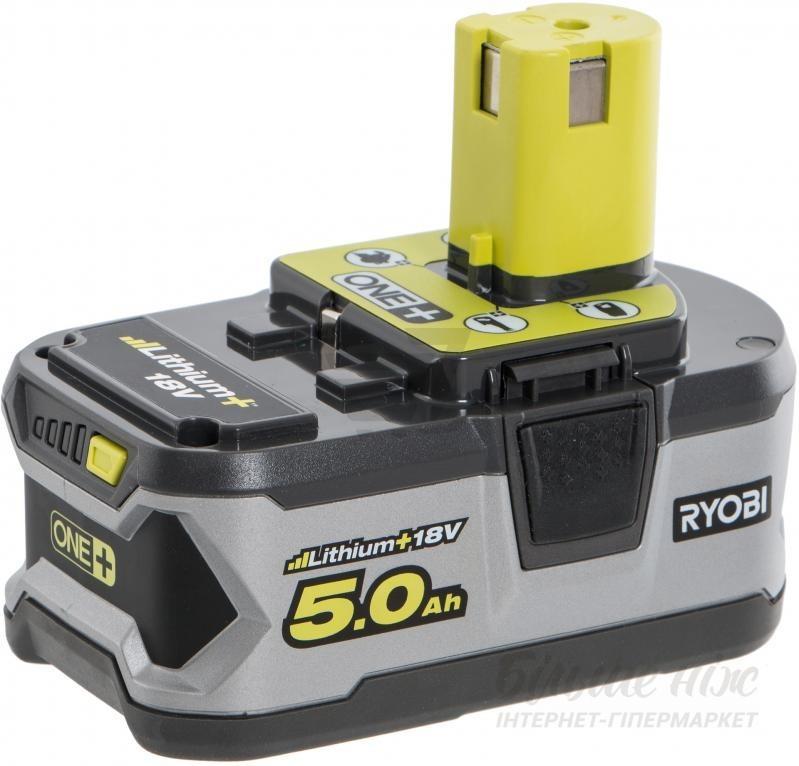 Литий-ионный аккумулятор Ryobi RB18LL50 (2шт.) - Литий-ионный аккумулятор Ryobi BPL18151