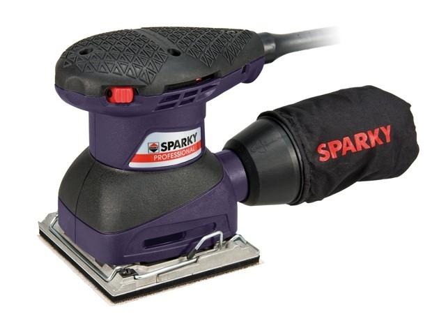 Виброшлифмашина Sparky MP 250
